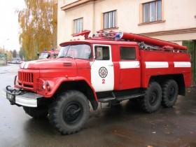 пожарные автомашины