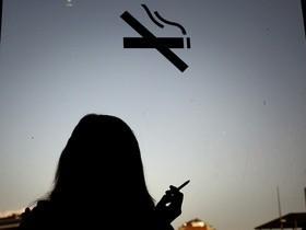 курящие люди