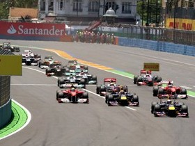 Гран При Европы,Формула 1,Валенсия