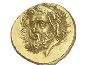Миксолидийская монетка