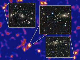 черная материя во Вселенной