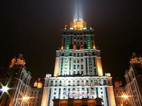 гостиницы города Москва