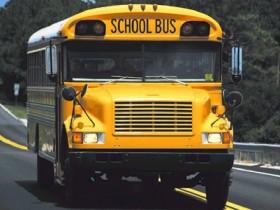 студенческий автобус