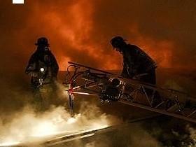 Дом-2,пожар