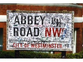 Мастерская Abbey Road раскрылась для экскурсий