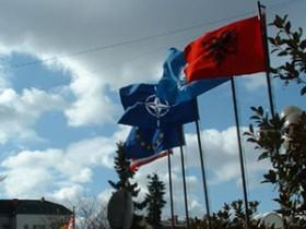 албания,хорватия,нато,ес