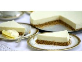 Творожистый пирог