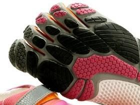Обувь с пальцами Vibram FiveFingers