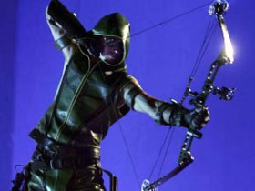 зеленая стрелка