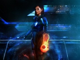 Mass Effect 3,Commander Shepard
