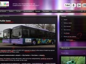 Евро-2012,веб-сайт