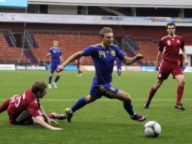 Украина U21 - Латвия U-21