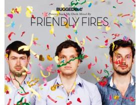 Friendly Fires запишут свежий источник в шведской хижине