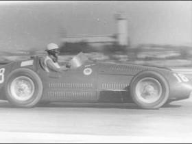 Роберто Мьерес,Формула-1 1955