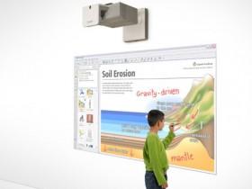 Смарт Технолоджис,диалоговый проектор LightRaise 40wi