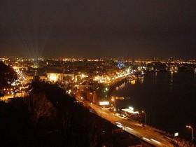 киев,ночь,подол