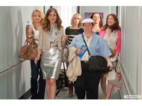 """Актрисы из """"Девичника в Вегасе"""" организуют себе жизнерадостную ночку"""
