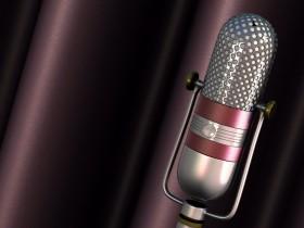 радио микрофон