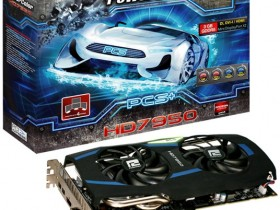 PowerColor PCS+ HD7950 3GB GDDR5