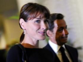 саркози, карла бруни, вице-президент, супруга вице-президента, Франция, ЕС, выборы, рейтинг, альбом, пресс релиз,