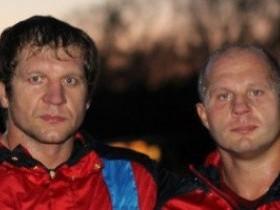 Александр и Ф. Емельяненко