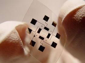 жидкокристаллический микрочип
