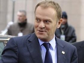 Дональд Туск