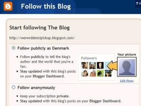 Google Blogger
