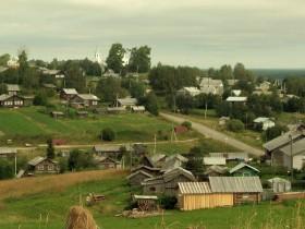 деревня село