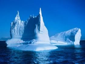 Айсберг, ледники