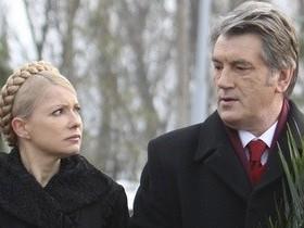 Тимошенко, ющенко