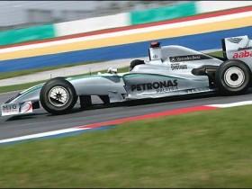Petronas Мерседес GP