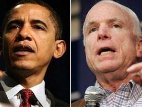 Обама vs Маккейн