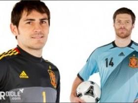 конфигурация сборной Испании