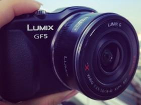 Sony Lumix GF5