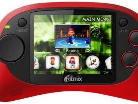 Ritmix RZX-20,игровая приставка