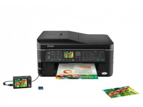 Epson WorkForce WF формата A3+
