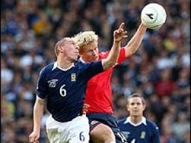 Шотландия-Норвегия