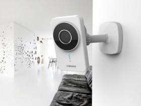 Камера «Самсунг» Wifi с WPS