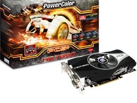 PowerColor PCS+ HD7850