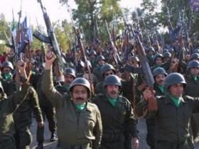 боевики, иран
