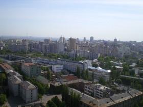 киевские высотки