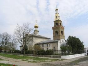 Свято-Николаевский военнослужащий храм