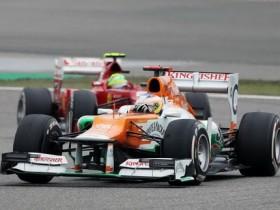 Force India,Пол ди Реста,