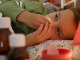 Болезнь и насморк страшатся петрушки