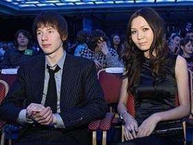 Михаил Пресняков с женщиной Аидой