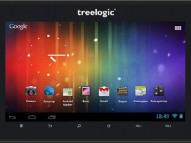 Treelogic Brevis 703WA 8Gb C-Touch