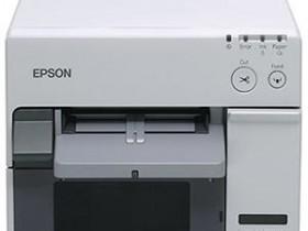 Epson TM-C3400BK,сканер,