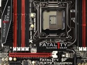 ASRock X79 Fatal1ty Champion