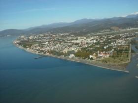адлер,побережье